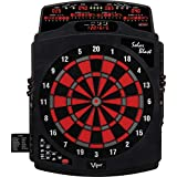 Viper Solar Blast Electronic Dartboard, Extra Wide Overhead Cricket Scoreboard, Laser Lite Compatible, Modern Design Fits With Contemporary Decors, Solo Play Against The Cyber Player, Adjustable Voice Volume, 43 Games 187 Options