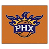 FANMATS 19470 NBA - Phoenix Suns Tailgater Rug , Team Color, 59.5''x71''