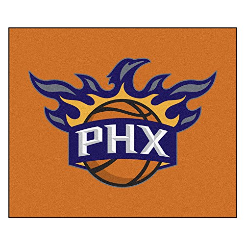 FANMATS 19470 NBA - Phoenix Suns Tailgater Rug , Team Color, 59.5''x71'' by Fanmats