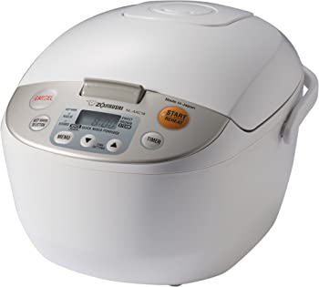 Zojirushi 10 Cups/1.8-Liters Micom Rice Cooker (Uncooked)