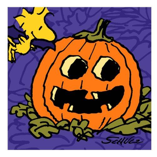 Peanuts Snoopy Halloween Small Napkins (8ct) ()
