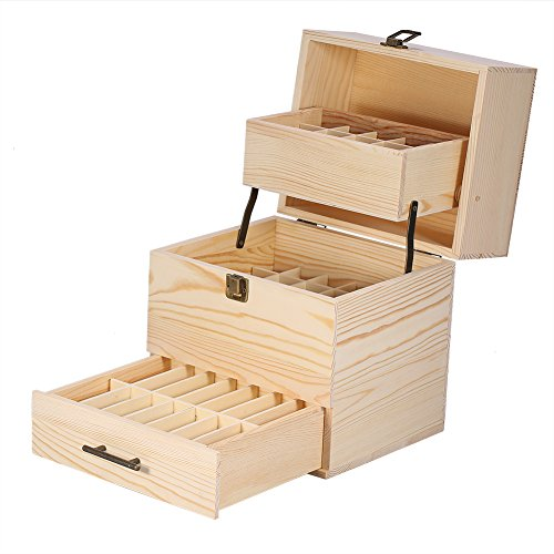 3 Wooden Trays - 8