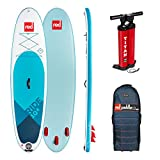 Red Paddle Co. 2018 Red RIDE Stand Up Paddleboard 10'6