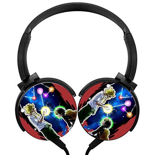 One Star My Hero ACA-Demi Headphones Noise Cancelling Lightweight Adjustable Headsets for Kids Men Women