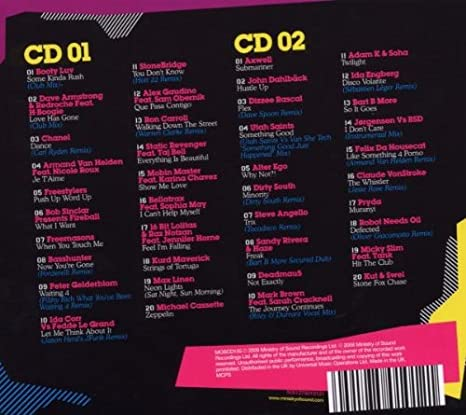 Clubbers Guide 2008: Various Artists: Amazon.es: Música