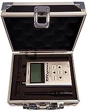 RFandEMF RF Explorer WSUB1G – handhållen spektrumanalysator med bärfodral i aluminium