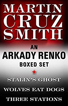 Martin Cruz Smith Ebook Boxed Set Stalin S Ghost Wolves border=