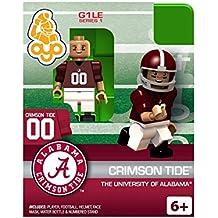 NCAA Alabama Crimson Tide OYO Minifigure