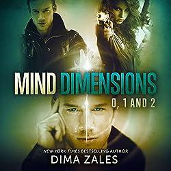 Mind Dimensions, Books 0, 1, & 2