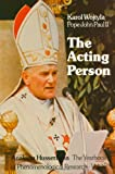 The Acting Person, Wojtyla, Karol, 9400994206