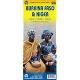 1. Burkina Faso & Niger Travel Ref. Map 1:1,000,000/1:1,950,000