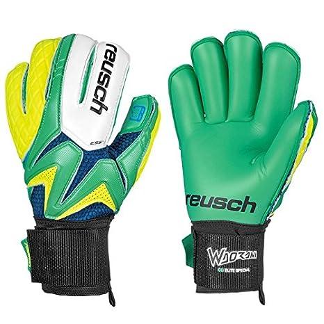 Guantes de portero Reusch Waorani Sport Elite balón de fútbol ...