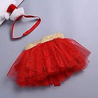 Falda de Navidad para Niñas YEZIA Falda de Tul para Bebés, Ropa de ...