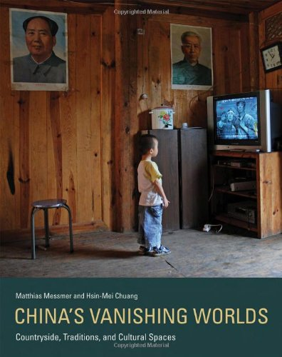 China's Vanishing Worlds: Countryside, Traditions, and Cultural Spaces (The MIT Press)