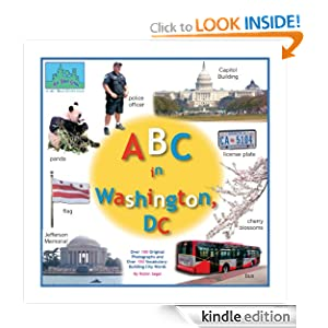 ABC in Washington, DC (All 'Bout Cities series) Robin Segal