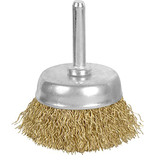 Wire Cup Brush with Arbor 75mm Brand: abracs
