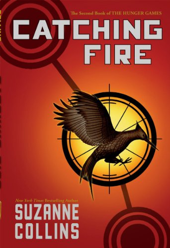 Catching Fire |Hunger Games|2 (Game Book Change)