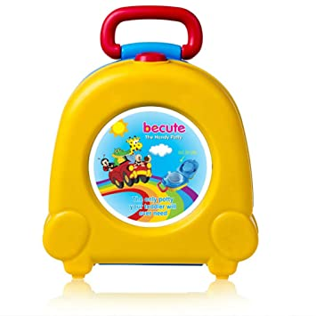 1638edc6bbe MOKACOCA Baby Toilet Cute Portable Travel Baby Potty Car Squatty Potty  Child Pot Training Girls Boy