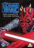 Star Wars: The Clone Wars: Season 4 [DVD] [2012]