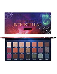 21 Colors Pigmented Eyeshadow Palette 6 Matte + 15 Shimmer Blendable Long Lasting Eye Shadow Palette Neutrals Smoky Purple Shimmer Copper Metallic Gold Makeup Cosmetics