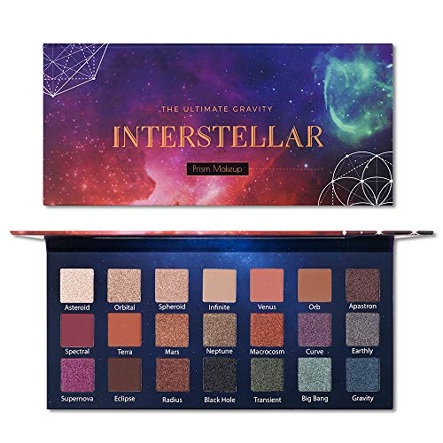 - Prism Makeup 21 Colors Pigmented Eyeshadow Palette 6 Matte + 15 Shimmer Blendable Long Lasting Eye Shadow Palette Natural Colors Neutral Pigment Shadow Shimmers Make Up Cosmetics