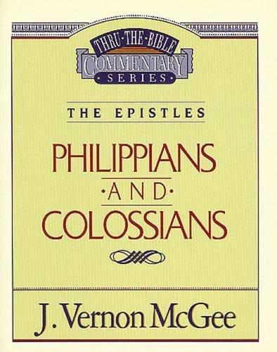 Philippians / Colossians (Thru the - Mall Stores Ga Columbus