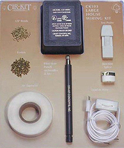 Cir-Kit Concepts Large House Wiring Kit