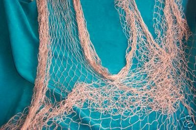 Fishing Nets Netting Nautical Weddings product image