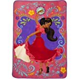 Disney's Elena of Avalor ''Find Your Song'' 62'' x 90'' Plush Blanket