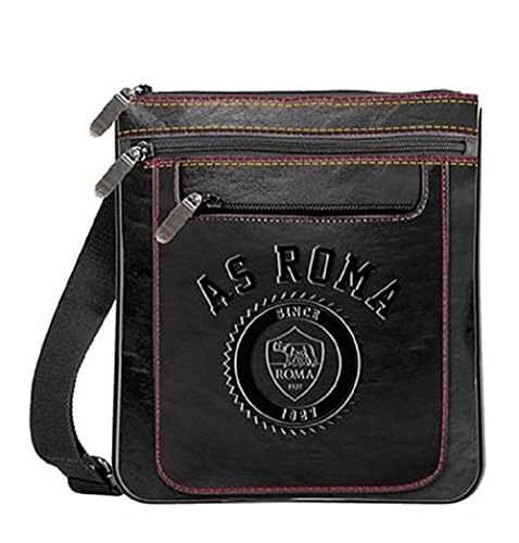 Bolso de hombre AS Roma Official Roma Football Bag PS 10170
