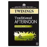 Twinings Classics Traditional Afternoon Tea / 50 Tea Bags / 100g / 3.5oz.