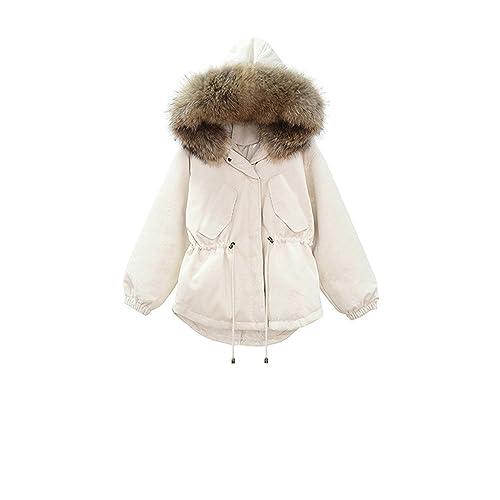 Pana de invierno para tapar el cabello para un pike abrigos Down Jacket untar hembra cable de tracción