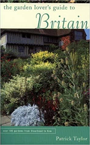 Book The Garden Lover's Guide to Britain (Garden Lover's Guides) by Patrick Taylor (1998-03-01)