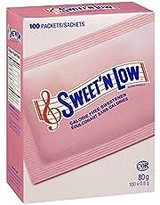 Sweet'N Low Sweetener 100 Packets