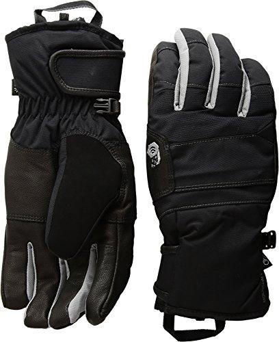 Mountain Hardwear Women's Comet Gloves Black LG by Mountain Hardwear