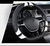 Best Design Steering - D-Type Flat-Bottomed Steering Wheel Cover All Seasons Universal Review