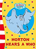 Horton Hears a Who Board Book (Horton Hears a Who)