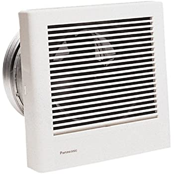 Panasonic Fv 08wq1 Whisperwall 70 Cfm Wall Mounted Fan
