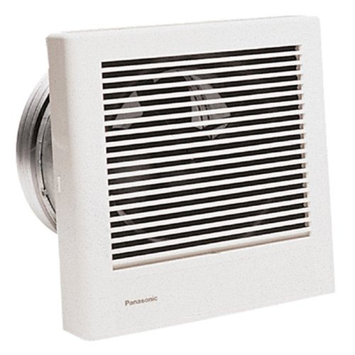 Bathroom Exhaust Kit - Panasonic FV-08WQ1 WhisperWall 70 CFM Wall Mounted Fan