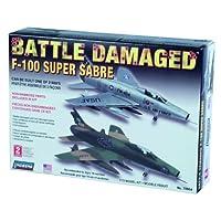 1/72 F100 Super Sabre, Batalla D