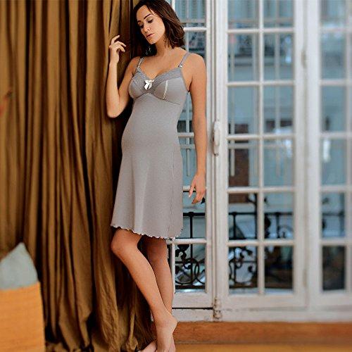 Camicia Cache Lisa Notte khaki Grigio Coeur Da Donna BCCw58Erq
