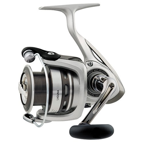 1fab4f76bcd Amazon.com : Daiwa LAGUNA2000-5BI Laguna 5Bi Spinning Reel, 2000, 5.3: 1  Gear Ratio, 6 Bearings, 27.6