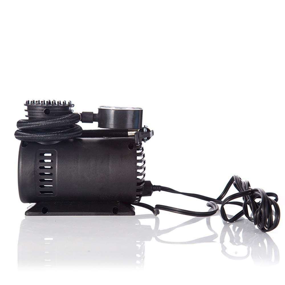 Vektenxi Car Mini Electric Inflation Pump Portable Tyre Air Inflator Durable and Useful