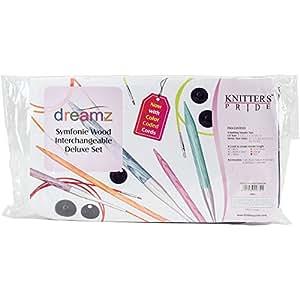 Knitter's Pride Dreamz Deluxe Interchangeable Needle Set
