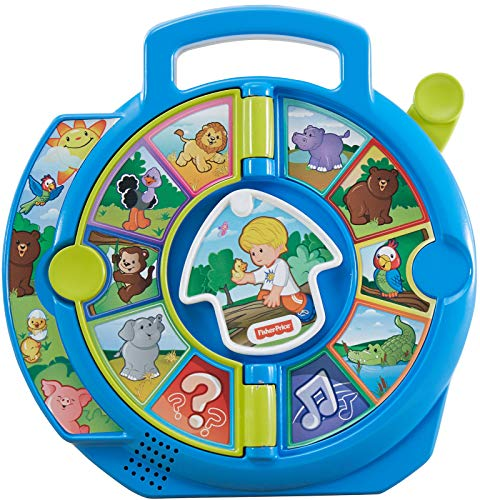 Fisher-Price Little People World of Animals See