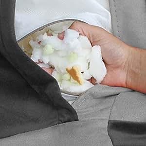 Amazon.com: New Shredded Foam Filling - Refill for Pouf