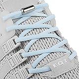 anan520 Elastic No Tie Shoe Laces Image