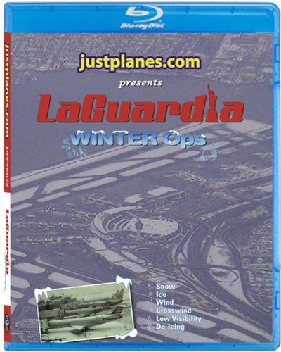 (WORLD AIRPORTS : New York La Guardia - Winter Ops! [Blu-ray] )