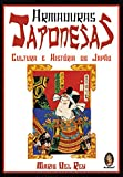 capa de Armaduras Japonesas. Cultura e História do Japão