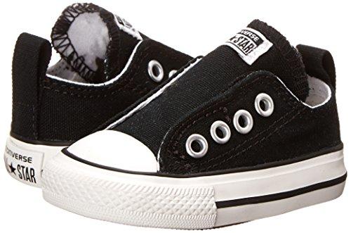 Converse Kids Chuck Taylor All Star Core Slip (Infant/Toddler) Black